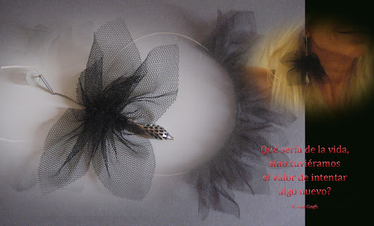 New - black tulle