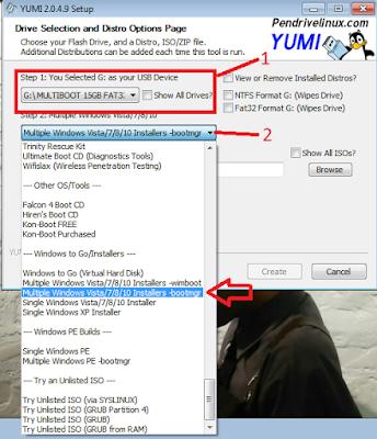 Cara Membuat Multi Bootable di Flashdisk Windows, Linux, dan Sistem Operasi Lainnya