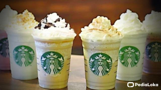 Menu Starbucks yang Recommended