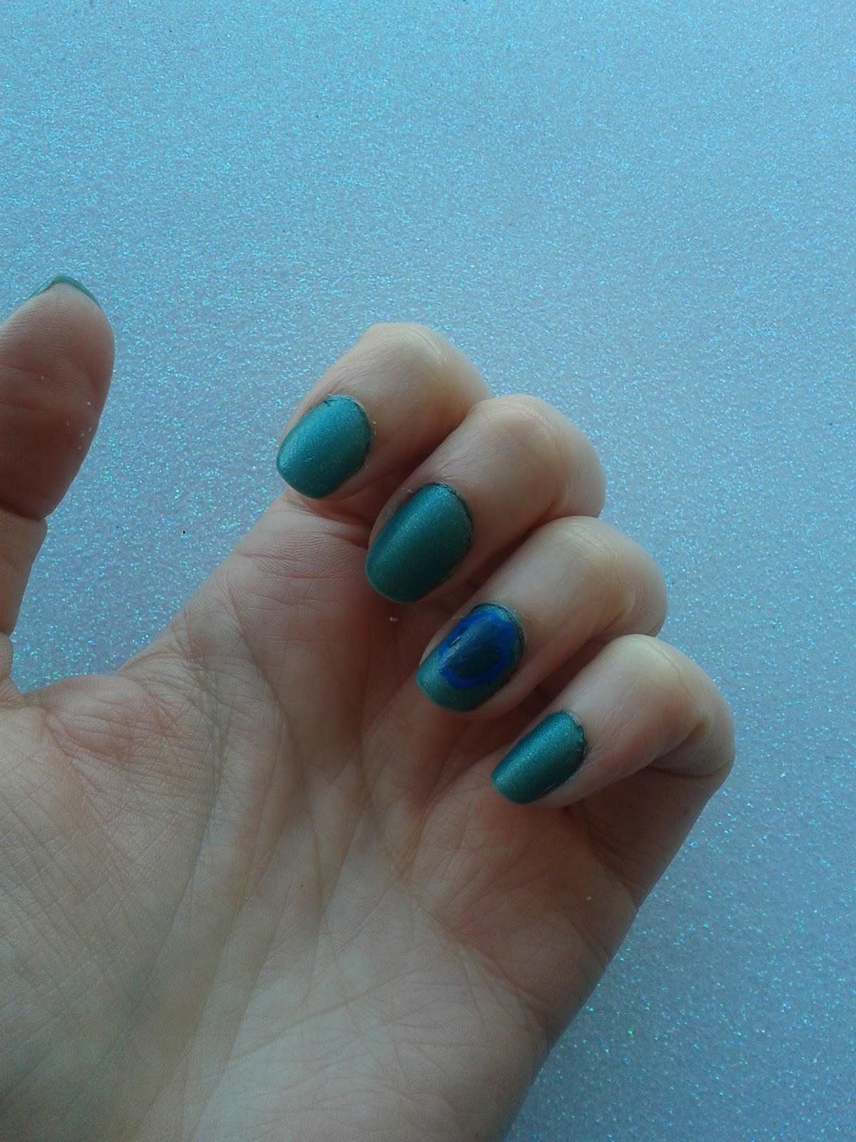 El libro de conjuros de Tita Hellen: Look de uñas: San Patrick\'s colours