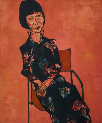 "Archibald Prize 2018 Finalist - ""Claudia Chan Shaw"" by Tony Costa 