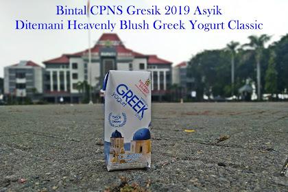 Bintal CPNS Gresik 2019 Asyik Ditemani Heavenly Blush Greek Yogurt Classic