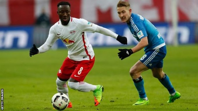 Naby Keita: Liverpool willing to pay club record fee for Leipzig midfielder