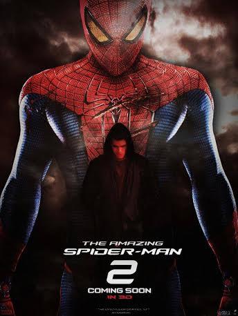O Espetacular Homem Aranha 2 - A Ameaça de Electro chega aos cinemas