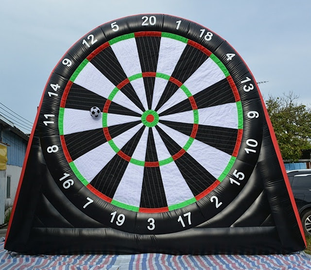 foot dart, game, fun activities, summer, team building,