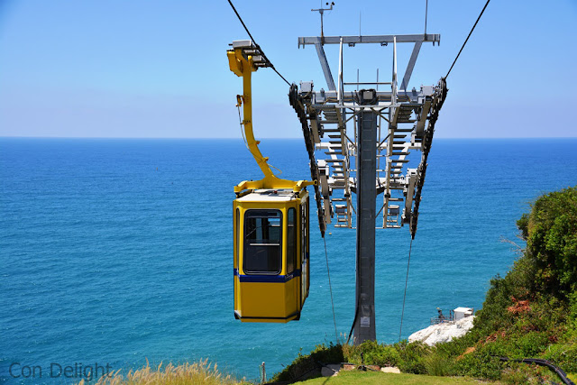 רכבל ראש הנקרה Rosh hanikra cable car