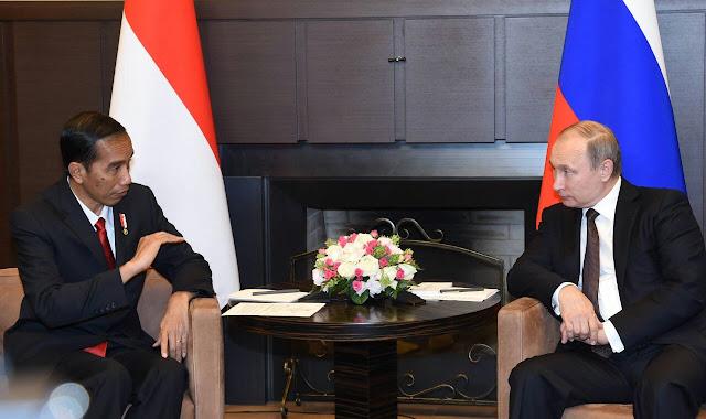 Dubes Bantah Jokowi Soal Propaganda Rusia, Itu Rekayasa dan Fitnah