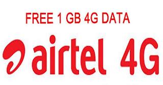 airtel 4g free internet tricks