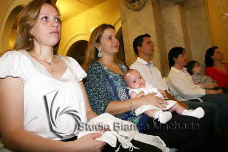 foto batizado crianca