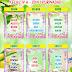 Download Template Jadwal Piket dan Pelajaran Sekolah