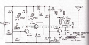 Electronic Circuit Diagram Electro Schematic Oktober 2011