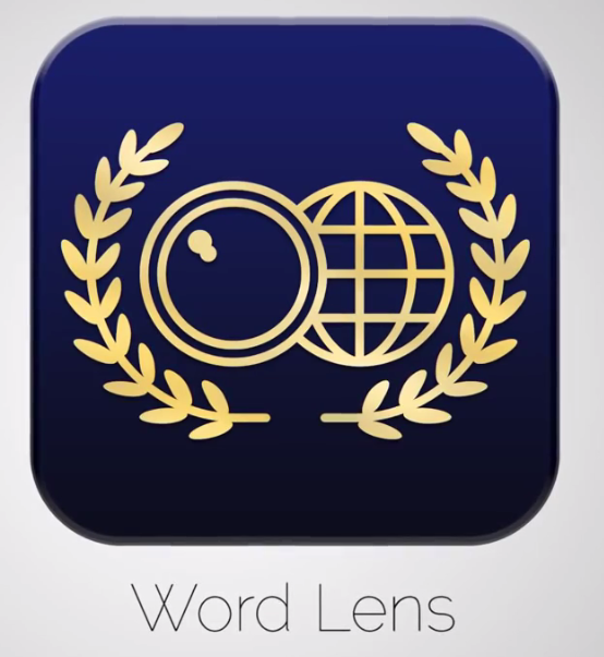 Word Lens image