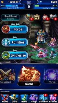 Final Fantasy Brave Exvius v2.4.1 Android Apk Mod Download
