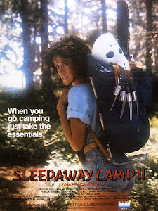 Sleepaway Camp II: Unhappy Campers Poster
