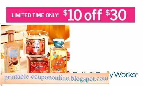 Bathandbodyworks com coupon code