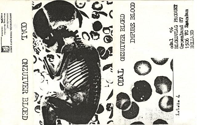 7957e0367e Volvemos al universo de ODAL, el proyecto sonoro del holandés PETER  ZINCKEN, nacido en 1962, de dudosa ideología pero con un bagaje  impresionante en el ...