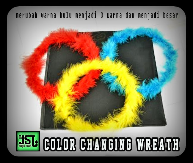 TOKO SULAP JOGJA Color Changing Wreaths