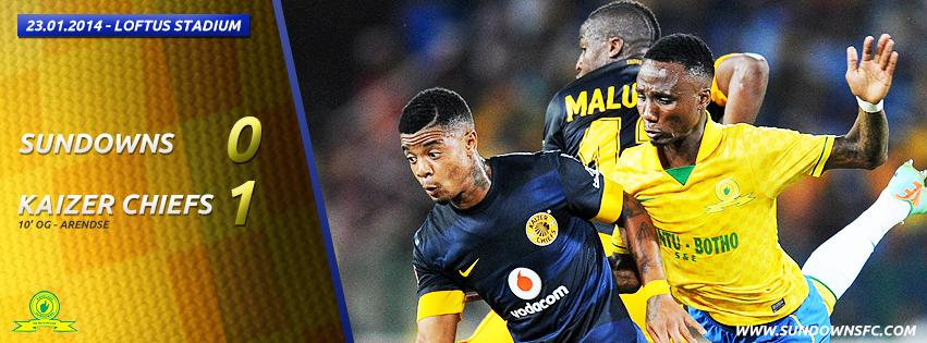 Should Sundowns Win the Caf Champions League Kaizer Chiefs Will be Useless? | iDiski - Soccer ...