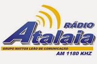 Rádio Atalaia AM de Guarapuava PR ao vivo
