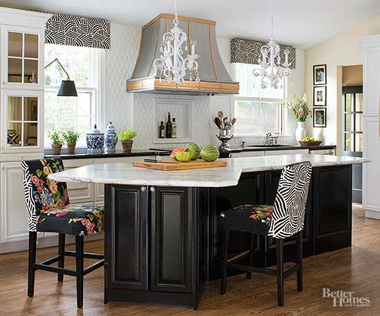Better Homes And Gardens Kitchen Island October