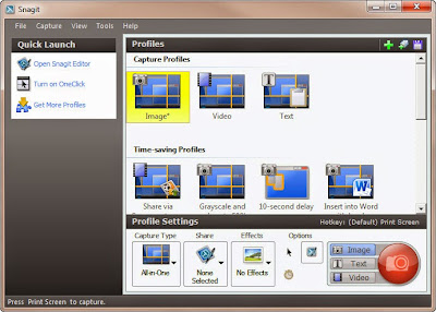 Snagit 11.1 Build 248 Full version