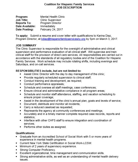 Elmhurst Community Partnership Program Jobs