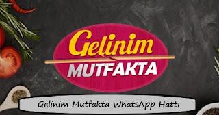 gelinim mutfakta iletişim numarası ve WhatsApp hattı