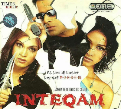 Poster Of Bollywood Movie Inteqam (2004) 300MB Compressed Small Size Pc Movie Free Download worldfree4u.com