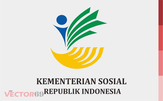 Logo Kementerian Sosial (Kemensos) Indonesia - Download Vector File PDF (Portable Document Format)