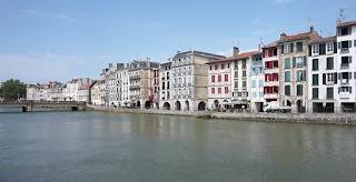 El río de bayona