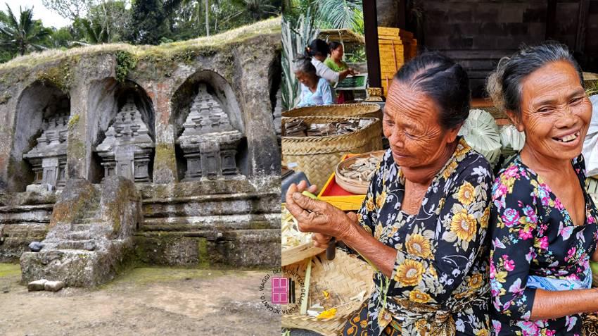 Gunung Kawi: cinque monumenti Patrimonio Mondiale dell'UNESCO