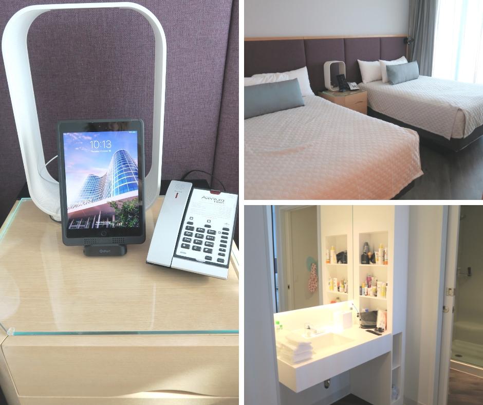 Universal Aventura Hotel Rooms