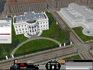 Government Simulation Games