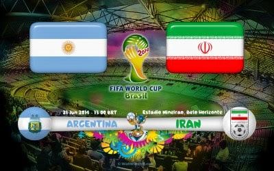 Le match de Argentine  Iran  Allemagne  Ghana Nigeria  Bosnie-Herzégovine  Coupe du monde 2014 Brésil et gratuit a voire sur le tv et les chaine en claire satellite