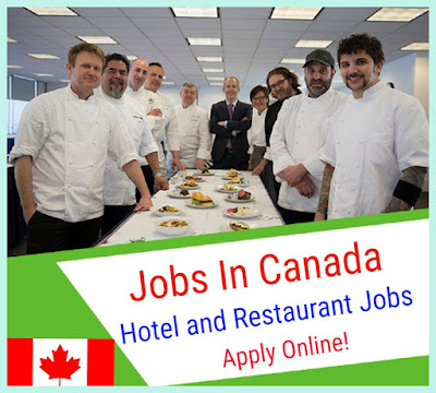 Work in Canada: Hotel Job Vacancies in Canada – Apply Now