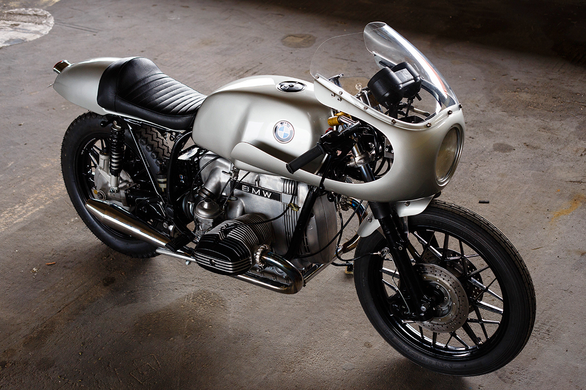 abbastanza New Direction - BMW R100 Cafe Racer | Return of the Cafe Racers XH92