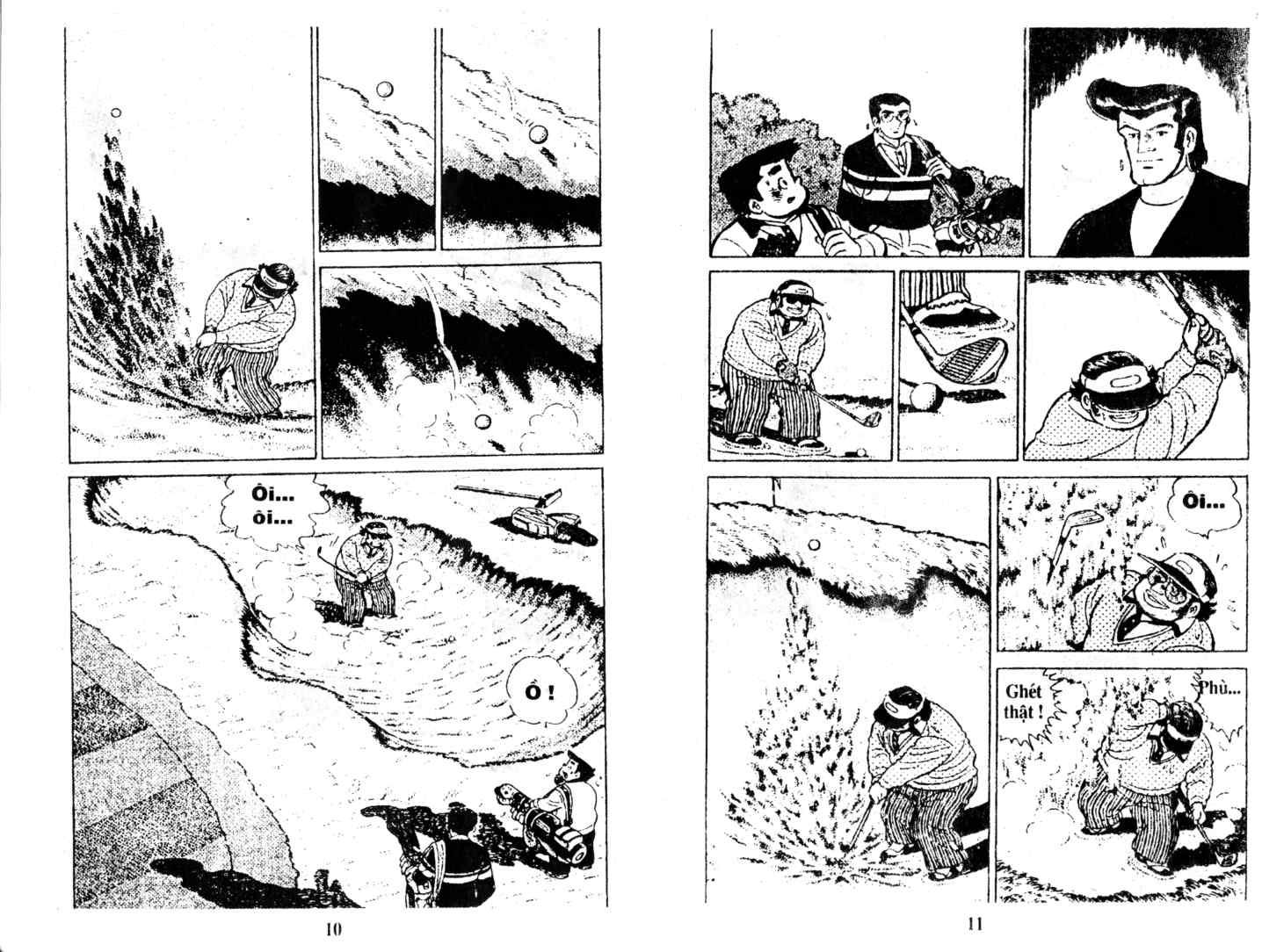 Ashita Tenki ni Naare chapter 14 trang 4