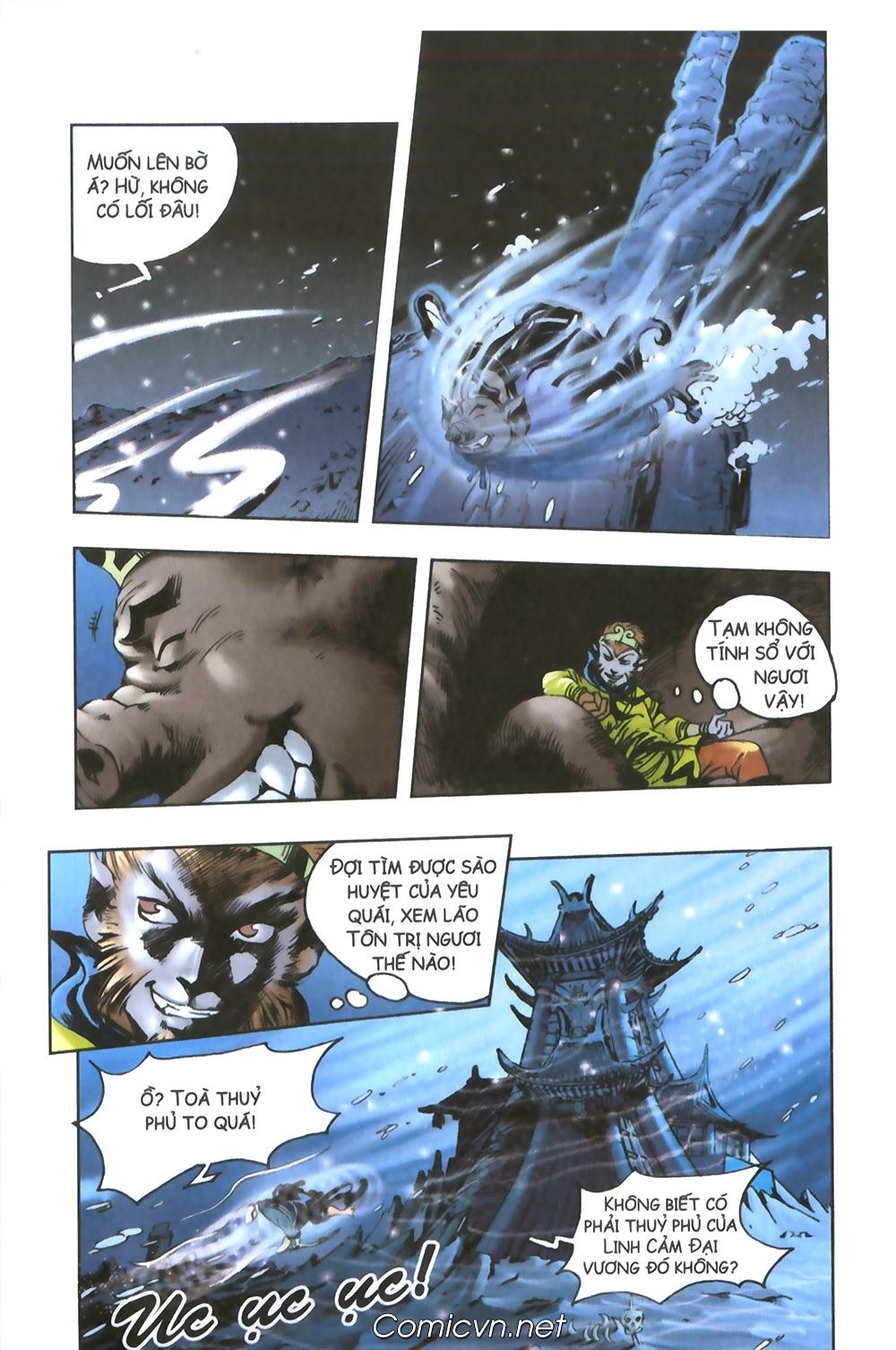 Tây Du Ký màu - Chapter 94 - Pic 16