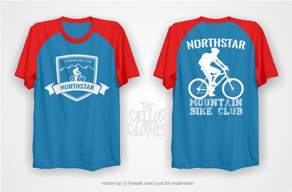 Bikin Kaos Desain Kaos Sepeda Gowes untuk Komunitas  (1)