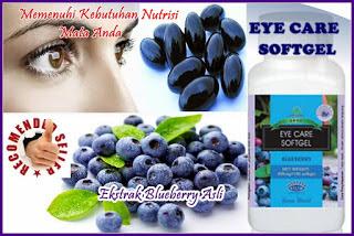 Obat Glaukoma Alami