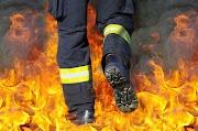Megsérült egy motoros, és egy autó is lángolt Hajdú-Bihar Megyében