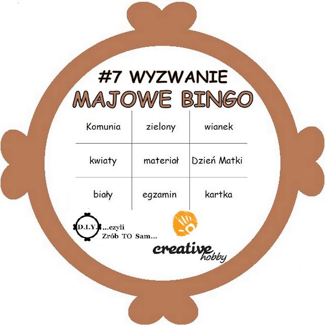 #7 WYZWANIE - BINGO