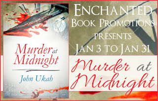 Murder at midnight book tour