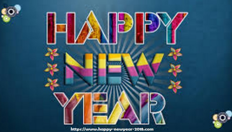 Happy New Year 2018 Sayings With Images | Greeting Card Wishes Images To  Friend, Boy Friend, Girl Friend