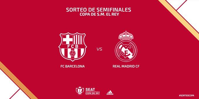يلا شوت الجديد مشاهدة بث مباشر مباراة برشلونة وريال مدريد اليوم 6-2-2019 في كأس ملك إسبانيا بجودة عالية HD