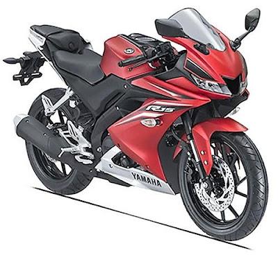 Yamaha R15 V3 Red image 2017