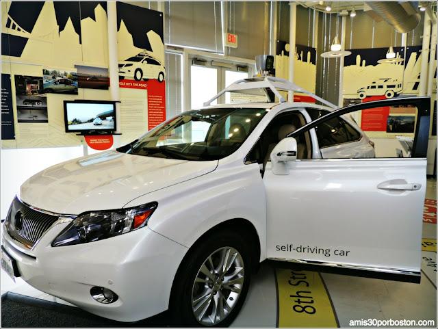 Computer History Museum: Self-Driving Car
