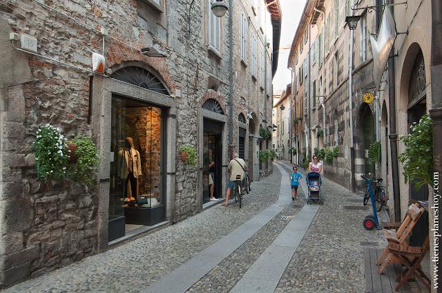 Como ciudad con encanto visitar Lombardia Italia