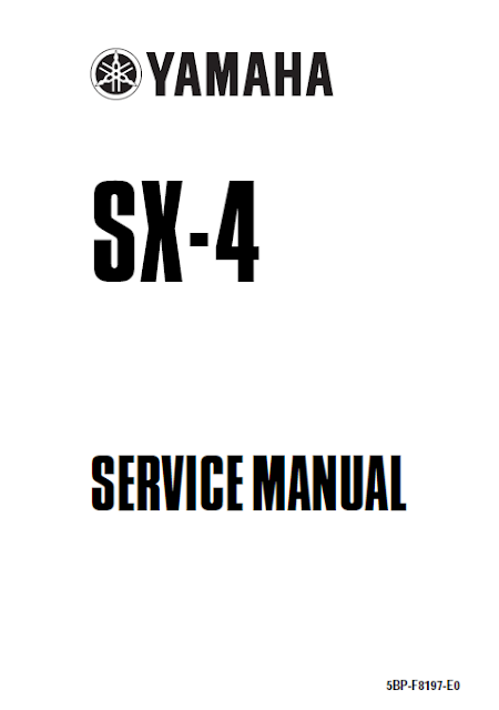 BUKU MANUAL MOTOR: Buku Manual Yamaha Scorpio