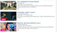 I video più visti su YouTube, i migliori di oggi e i più popolari di tutti i tempi